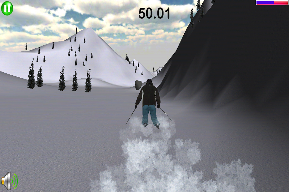 Screenshot Nortic Ski 3D