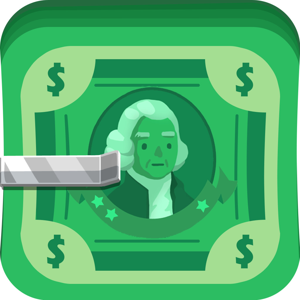 Money Clicker: Make It Rain